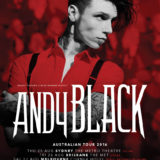 Andy Black Tour