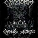 Cryptopsy Tour Poster