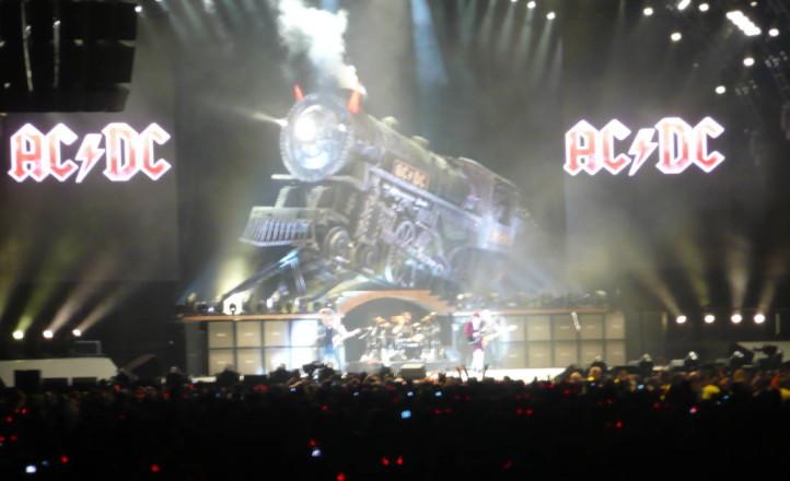 AC/DC Toronto November 7, 2008