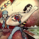 ACDC Dirty Deeds Done Dirt Cheap Aus Front