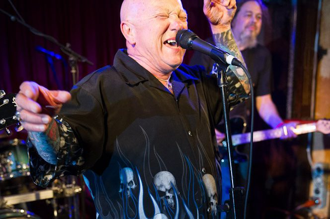 Angry Anderson 2015