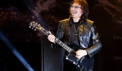 Tony Iommi Ross Halfin