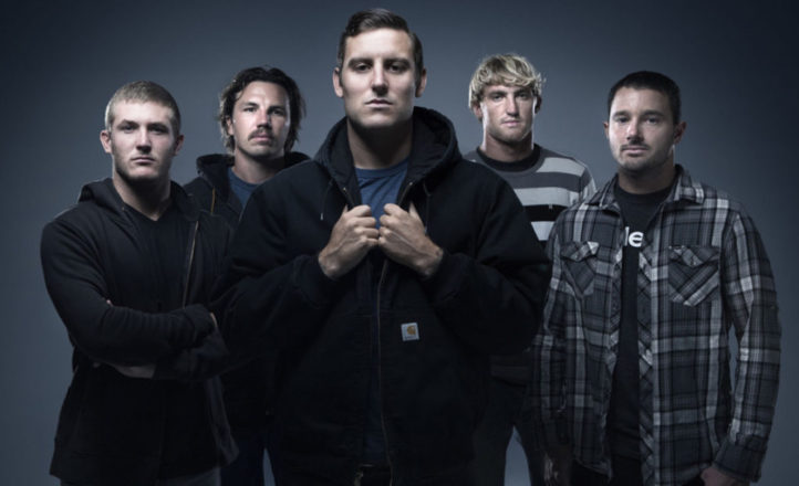Parkway Drive 2015