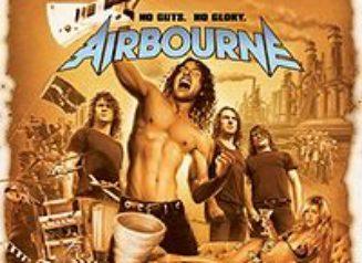 Airbourne No Guts No Glory