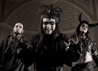 Cradle Of Filth 2012