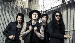 Escape The Fate 2015