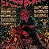 Acid King Tour Poster