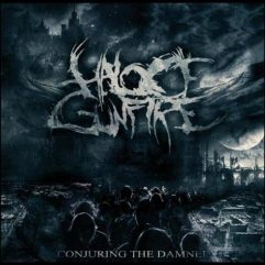 Halo Of Gunfire Conjuring Damned