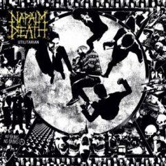 NAPALM DEATH Utilitarian