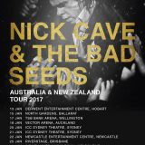 Nick Cave Tour