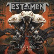 Testament Brotherhood Of The Snake Artwork