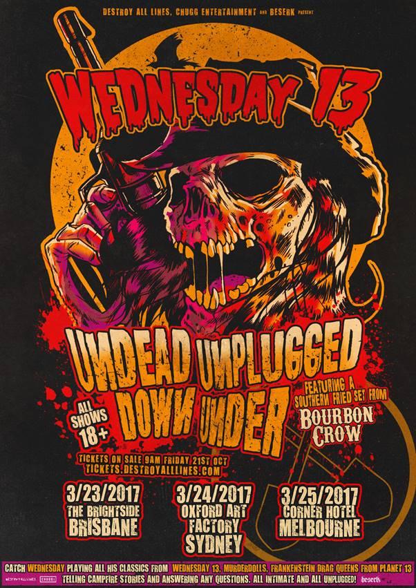 Wednesday13IntimateTour