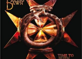 Taking Dawn Time To Burn Cover