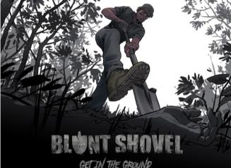 Blunt Shovel