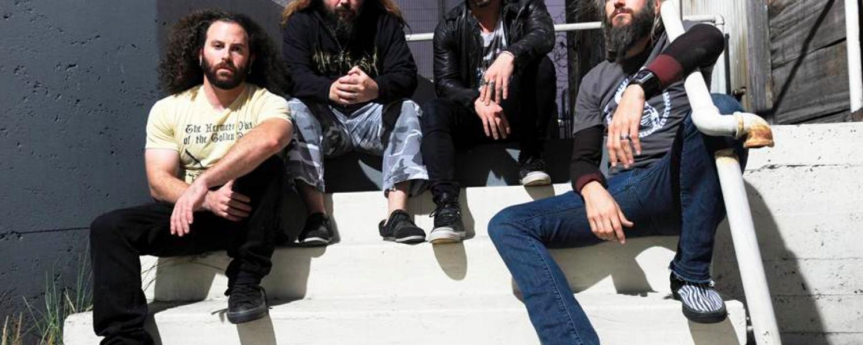 Killer Be Killed Band Photo 2014
