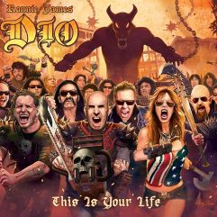 Ronnie James Dio This Is Your Life Cover