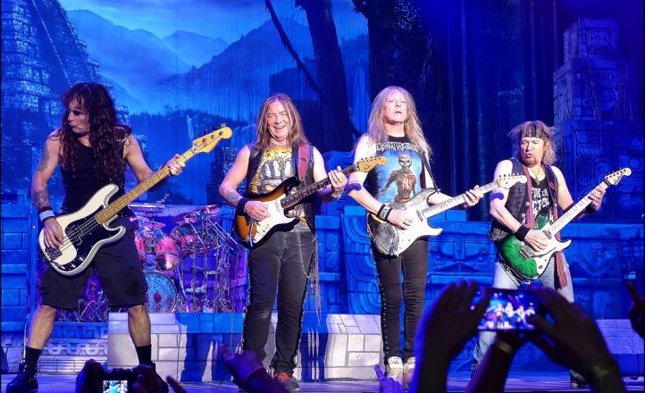 Maiden Live 2016