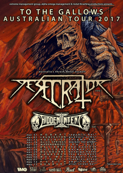 Desecrator Tour