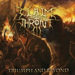 Claim The Throne Triumph And Beyond Front Cover