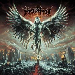 Immolation Atonement Artwork