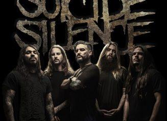 Suicide Silence Suicide Silence Artwork