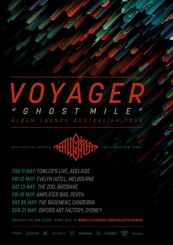 Voyager Tour