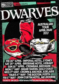The Dwarves 2017