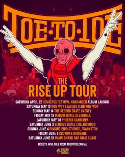 Toe To Tour