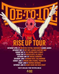Toe To Tour
