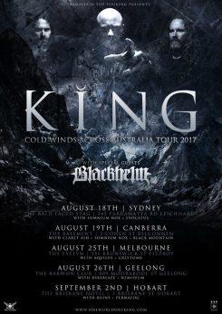 King Tour 2017