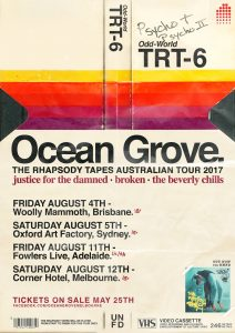 Ocean Grove Tour 2017