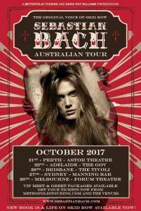 Seb Bach 2017 Tour