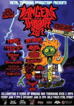 Bangers&thrash2017