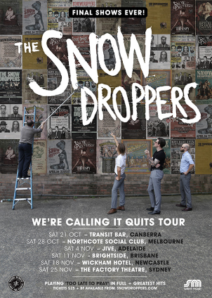 Poster Snowdroppers