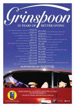 Grinspoon Tour