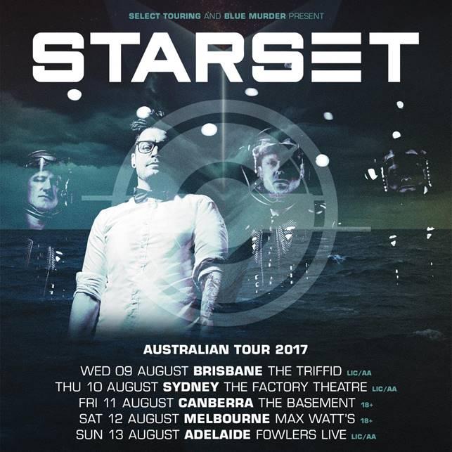 Starset Tour