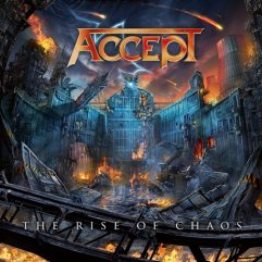 Accept The Rise Of Chaos Artwork