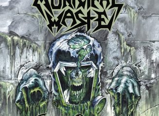 Municipal Waste Slime And Punishment Artwork