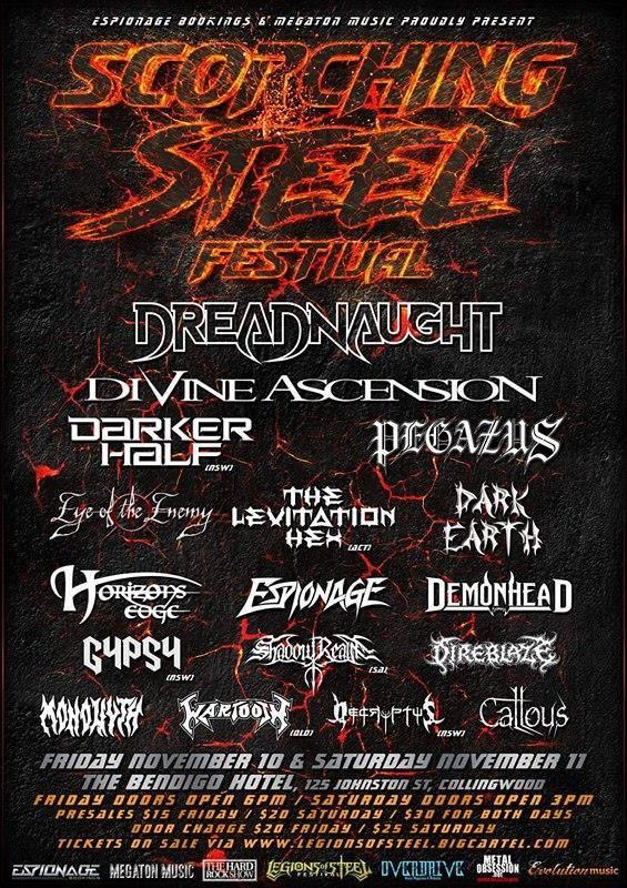 Scorching Steel Fest