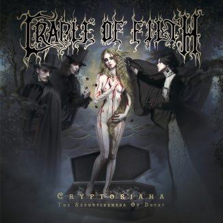 Cradle Of Filth Cryptoriana The Seductiveness Of Decay Artwork