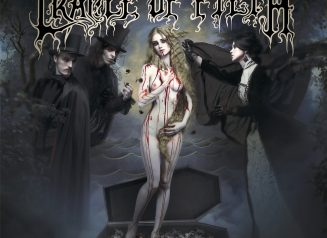 Cradle Of Filth Cryptoriana The Seductiveness Of Decay Artwork