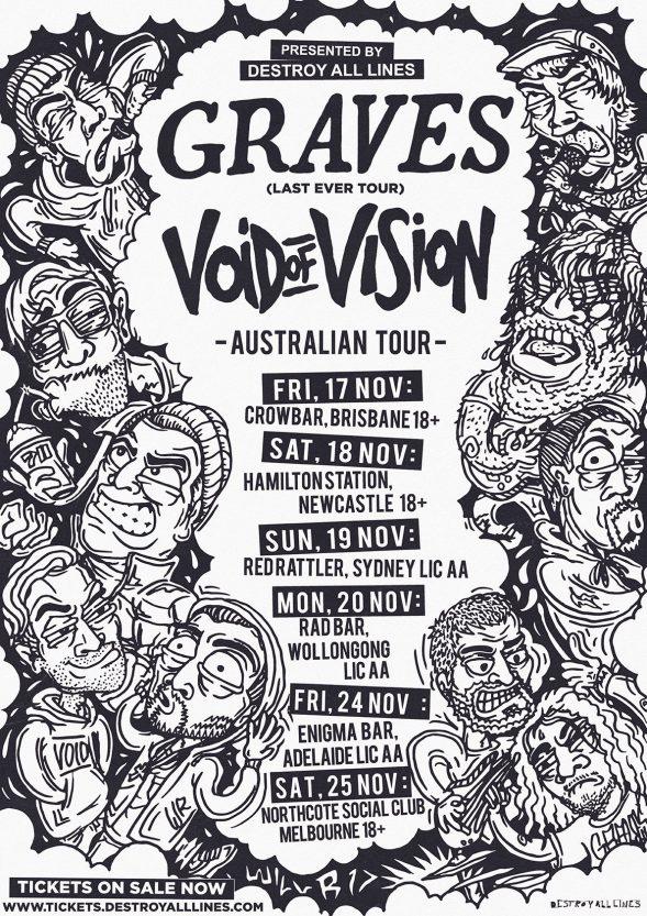 Graves Tour