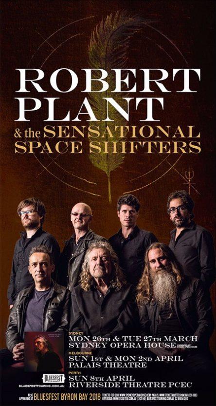 Robert Plant Tour