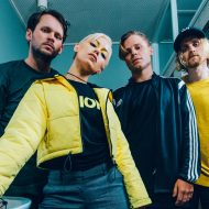 Tonight Alive 2017