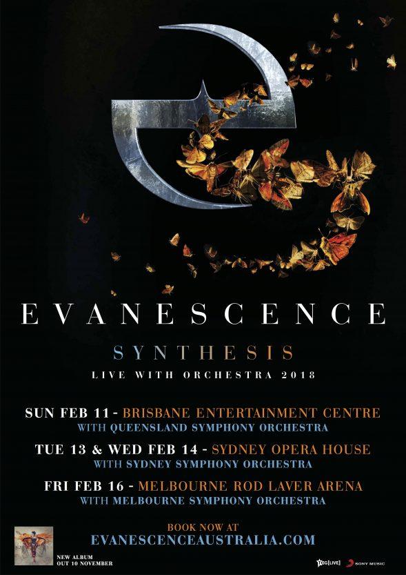 Evanescencetour