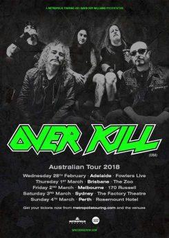 Overkill 2018