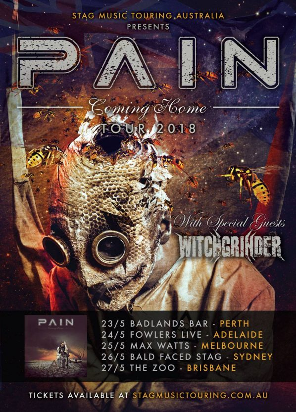 PAIN 18