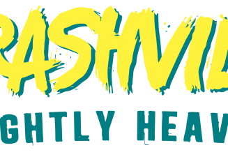 Thrashville Logo Yellow Green