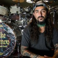 Mikeportnoy Cover