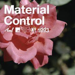 Glassjaw Material Control Album Cover